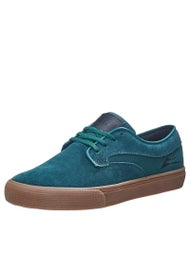 Lakai Riley Hawk Shoes  Pine Suede