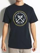 Lakai Anchor Rope Logo T-Shirt