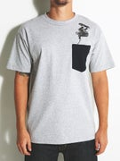 Lakai Ronnie Pocket T-Shirt