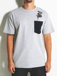 Lakai Ronnie Pocket T-Shirt
