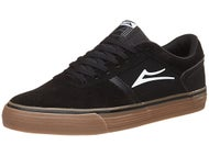 Lakai Vincent 2 Shoes Black/Gum Suede