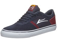 Lakai Vincent 2 Shoes  Navy Suede