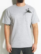 Lakai Wallride Pocket T-Shirt