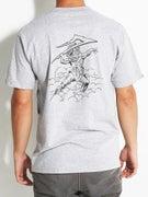 Lakai Zeus T-Shirt