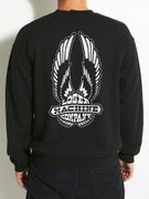 Loser Machine Buzzard Crew Sweatshirt