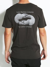 Loser Machine Golden Rule T-Shirt