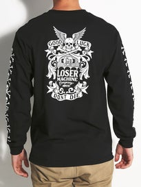 Loser Machine Pinnacle L/S T-Shirt