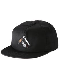 Loser Machine Shank Snapback Hat