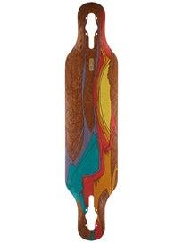 Loaded Icarus Flex 1 Longboard Deck  8.6 x 38.4
