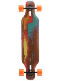 Loaded Icarus Flex 2 Longboard Complete  8.6 x 38.4