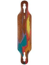 Loaded Icarus Flex 2 Longboard Deck  8.6 x 38.4