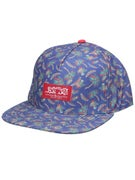 Lost Mexicali Snapback Hat