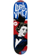 Lurkville Ruby Dames Deck 8.25 x 31.7