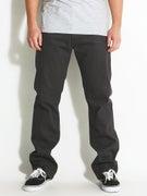 Levi's Skate 504 Bull Denim Jeans Graphite
