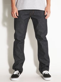 Levis Skate 504 Jeans\ Rigid Indigo