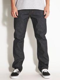 Levis Skate 504 Jeans\ Rigid Indigo