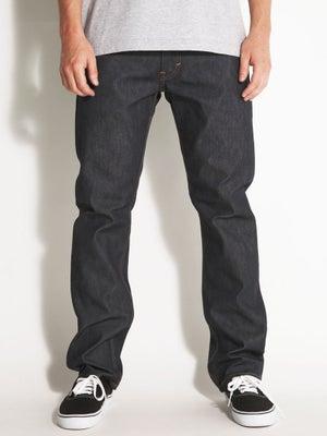 Levi's Skate 504 Jeans 32x30 Rigid Indigo