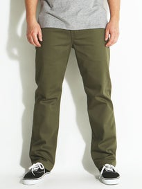 Levis Skate Work Pants\ vy Green