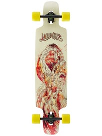 Landyachtz Drop Carve 40 Waves Complete  9.3 x 40.4