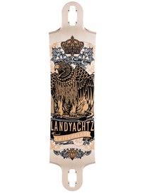 Landyachtz Maple Switchblade Longboard Deck  10 x 40
