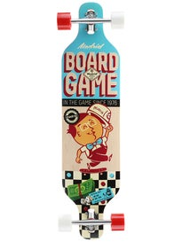 Madrid Dream Board Game Drop Thru Complete  9.625 x 39