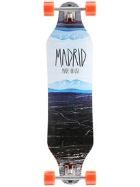 Madrid Mountain Longboard Complete  9.375 x 37.375