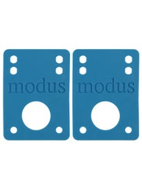 Modus Riser Pads Blue 1/8