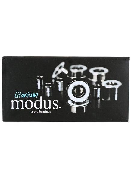 Modus Titanium Bearings