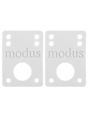Modus Riser Pads White 1/8