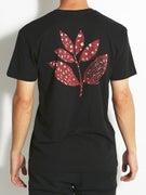 Magenta Sacred Plant T-Shirt