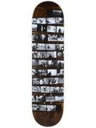 Magenta Trips Deck 8.0 x 32