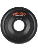Mini Logo A-Cut Black 101a Wheels