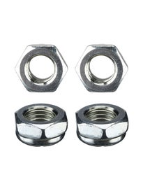 Mini Logo Axle Nuts 4pk