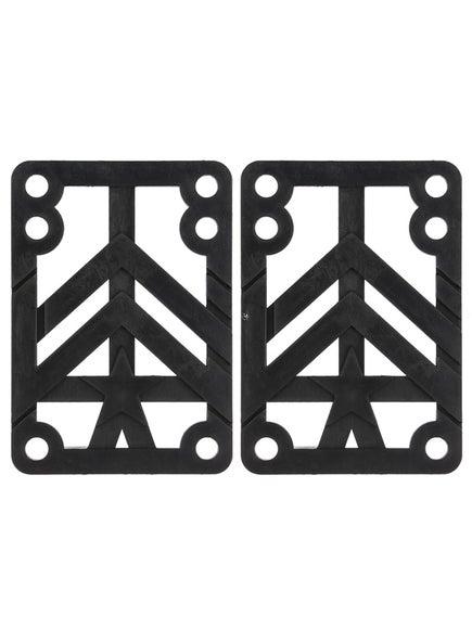 Mini Logo Riser Pads 1/2