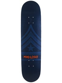 Mini Logo Quartermaster 112 Navy Deck  7.75 x 31.75