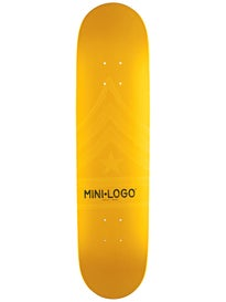 Mini Logo Quartermaster 112 Yellow Deck  7.75 x 31.75