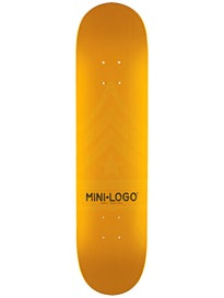 Mini Logo Quartermaster 124 Yellow Deck  7.5 x 31.375
