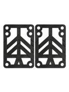 Mini Logo Riser Pads 1/4