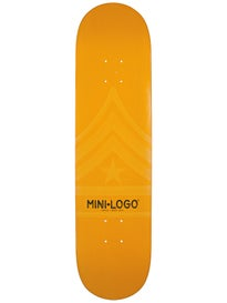 Mini Logo Quartermaster 127 Yellow Deck  8.0 x 32.125