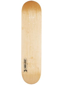 Mini Logo Small Bomb 124 Natural Deck  7.5 x 31.375