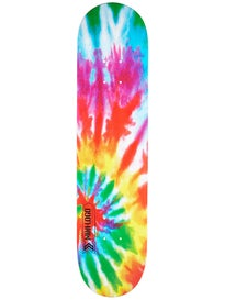 Mini Logo Small Bomb 124 Tie Dye Deck  7.5 x 31.375