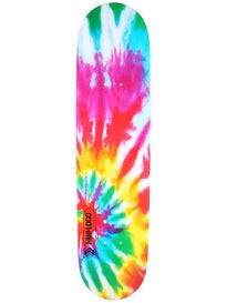 Mini Logo Small Bomb 170 Tie Dye Deck  8.25 x 32.5