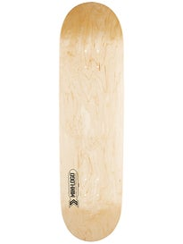 Mini Logo Small Bomb 250 Natural Deck  8.75 x 33