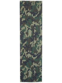 Mob Camo Perforated Griptape  Green