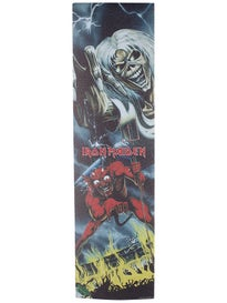 Iron Maiden Number Of The Beast Griptape by Mob