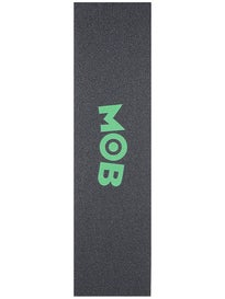 Mob Colored Logo Perforated Griptape  Green