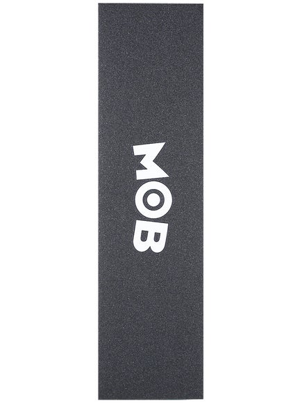 Mob Colored Logo Perforated Griptape  White