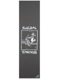 Suicidal Tendencies Pool Skate Griptape by Mob