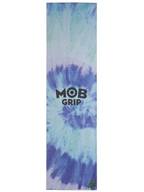 Mob Tie Dye Perforated Griptape  Blue