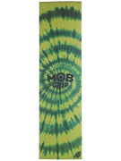 Mob Tie Dye Perforated Griptape  Green